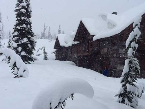 Sperry Chalet, June 18, 2014
